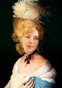 Портреты на холстах